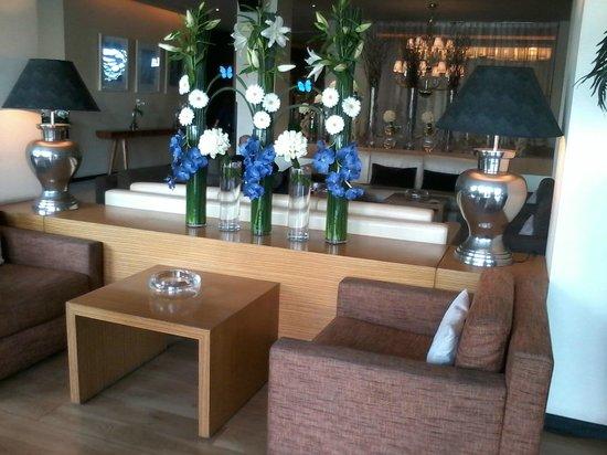 Villa Blanca Hotel & Spa : L'ingresso