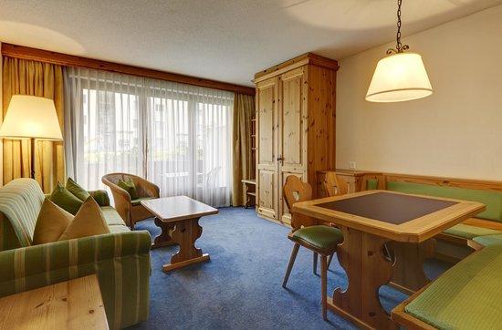 Hotel Meierhof Davos: Suite