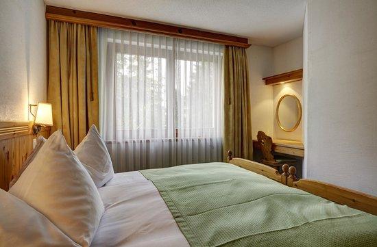 Hotel Meierhof Davos: Doppelzimmer