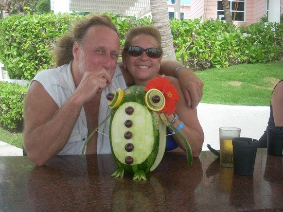 Golden Parnassus All Inclusive Resort & Spa Cancun : Smile says it all