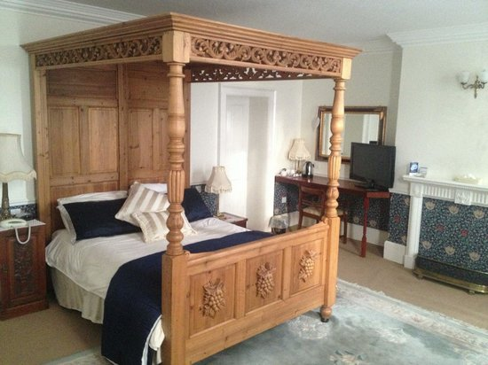Best Western Lairgate Hotel: Four Poster