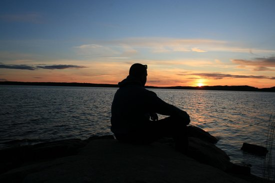 SaimaaHoliday Oravi: Breath taking moment