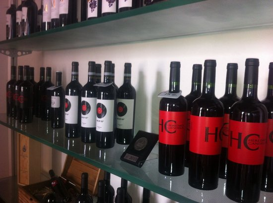 Tienda de vinos en Barahonda
