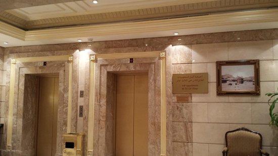 Dar Al Hijra InterContinental Madinah : Lifts