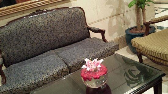 Dar Al Hijra InterContinental Madinah : Lobby