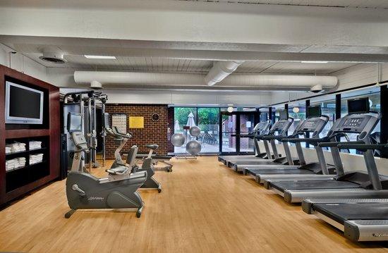 Delta Hotels Baltimore Hunt Valley Fitness Center