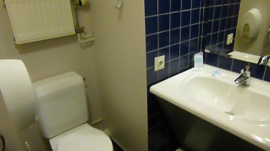 Hotel Lille Europe : wc ds sdb