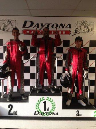 Daytona Manchester: Champions!