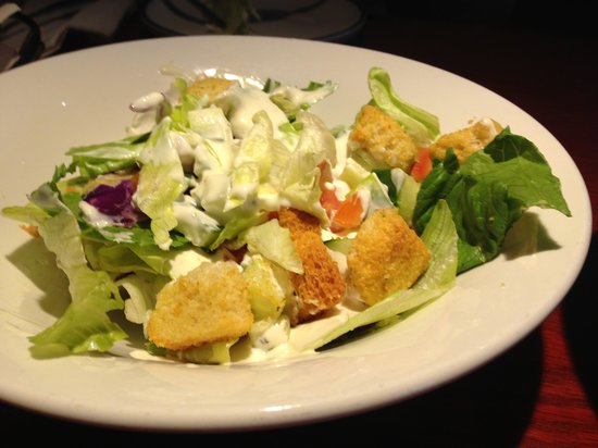 Red Lobster: Refreshing Fresh greens