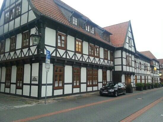 Hoffmannhaus Hotel: Oktober 2013