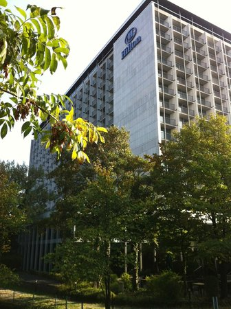 Hilton Munich Park: Exterior of Hotel