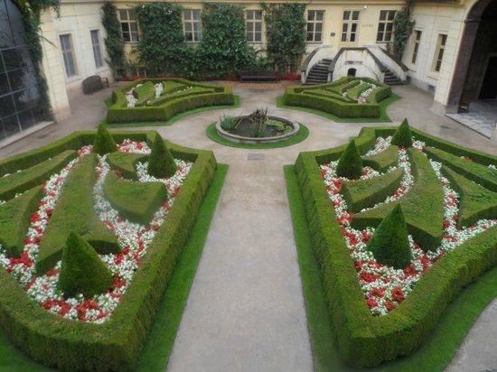 vrtba garden prague czech - photo #40