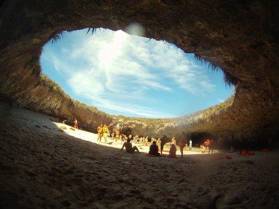 Islas Marietas: uff