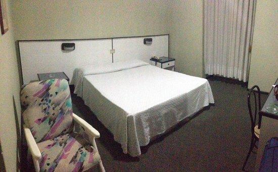 Hotel Quadrifoglio: Camera