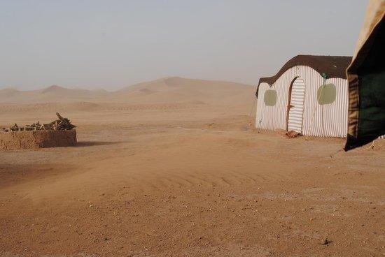 Naamani Group: Overnight in Sahara