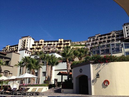 Pueblo Bonito Sunset Beach Golf & Spa Resort: Balcony view