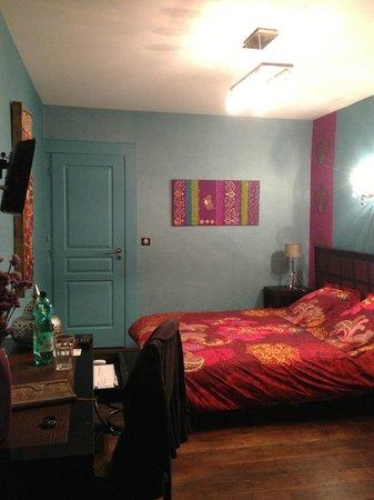 Onigourmand : La chambre