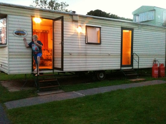 Parkdean - Torquay Holiday Park: Caravans r big