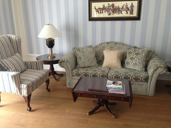 Powerscourt Hotel, Autograph Collection : Sitting Area
