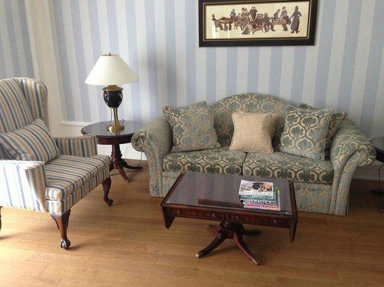 Powerscourt Hotel, Autograph Collection: Sitting Area