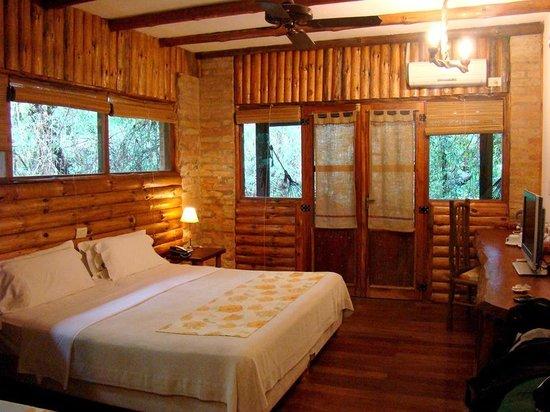 La Aldea de la Selva Lodge: HABITACION TRIPLE