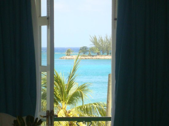 Sand Castles Resort: View from the bedroom