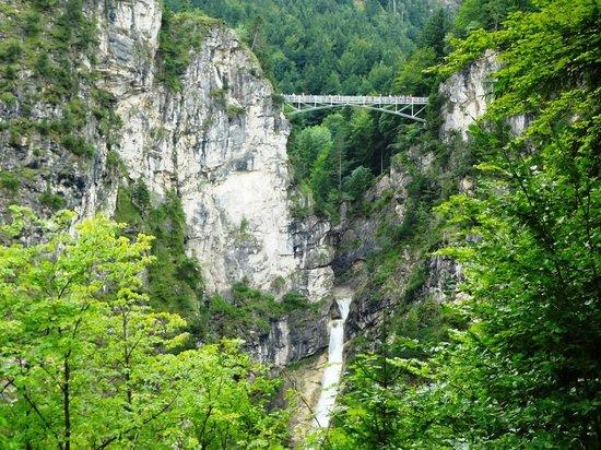 Marienbrücke: Marianbrucke Bridge