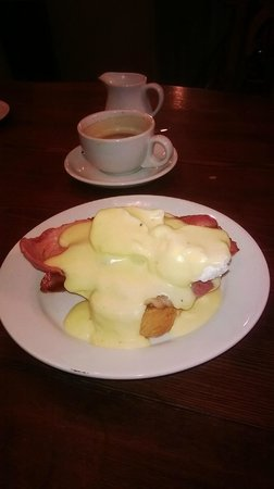 The Bull Inn, Stanford Dingley: Breakfast ... Highly recommended