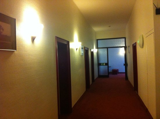 Hotel Prinzregent: Pasillo