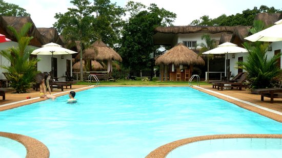 Sunz En Coron Resort : lovely and relaxing place to stay