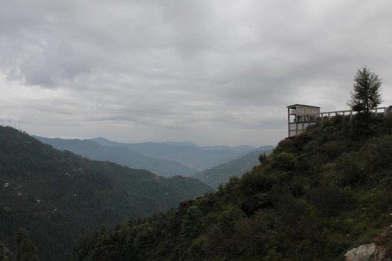V Resorts Narkanda Cottage: The serene View