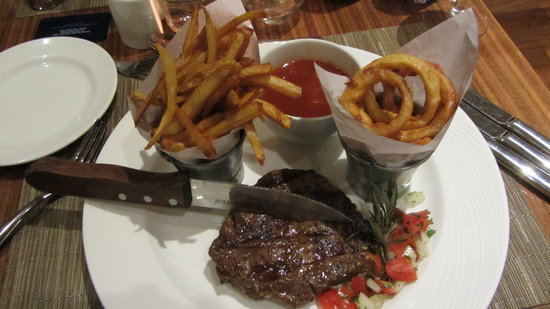 Hilton Windhoek: poor quality of meat