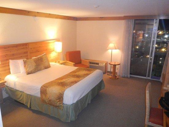 Hooters Casino Hotel: Nice rooms
