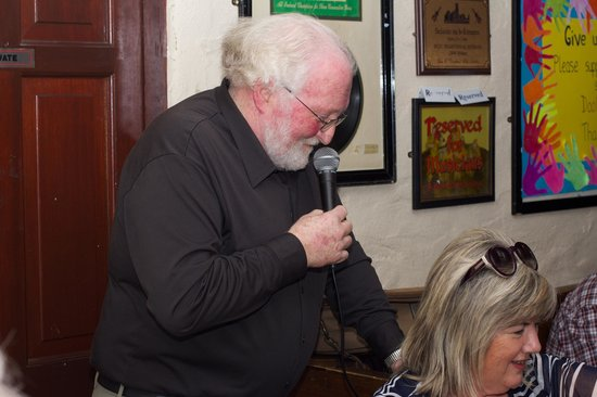 O'Connors Pub Doolin: Noted Irish Actor