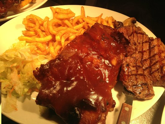 Noahs Ark: Steak & Ribs