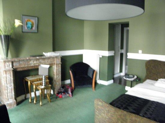 Downtown-BXL: Room