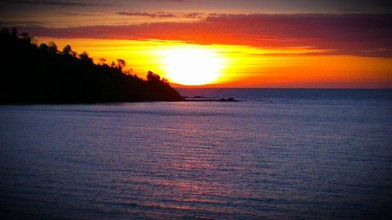 Chez Eugenie: tramonto andilana