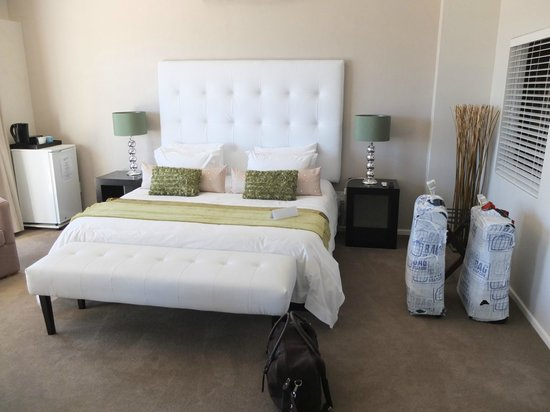 Atholl House: Room