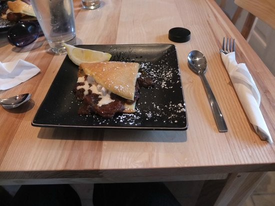 Atholl House: Pancakes Franshoek