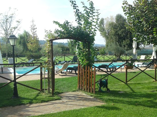Residenza Porta Guelfa: piscina