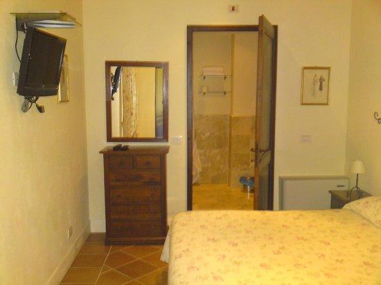 Residenza Porta Guelfa: camera da letto