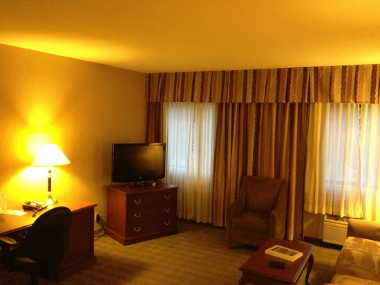 Ramada Kelowna Hotel & Conference Centre: Room