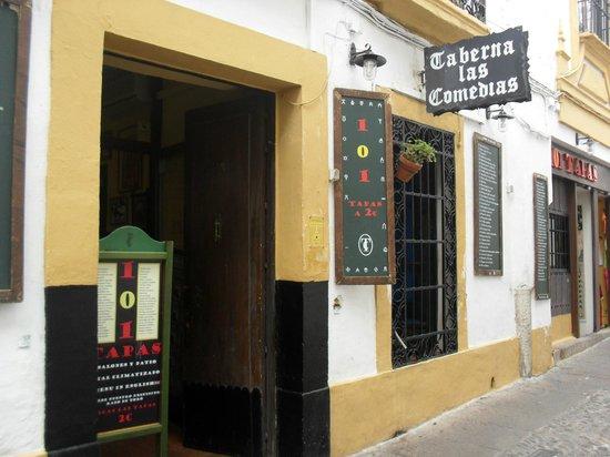 Restaurante 101 tapas en c rdoba con cocina tapas for Cocina 33 cordoba