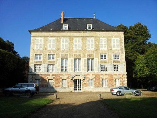 Le Pavillon St Martin : Front
