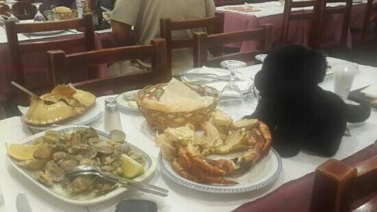 O Cardo: very good dinner/отличный ужин