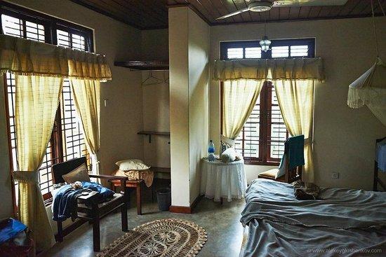 Lake Bungalow : Наша комната