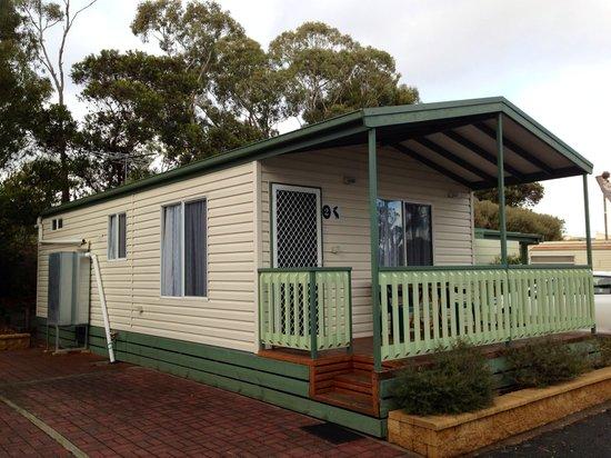 Meningie Australia  city images : Lake Albert Caravan Park Hotel Meningie, Australia : autunno 2016 ...