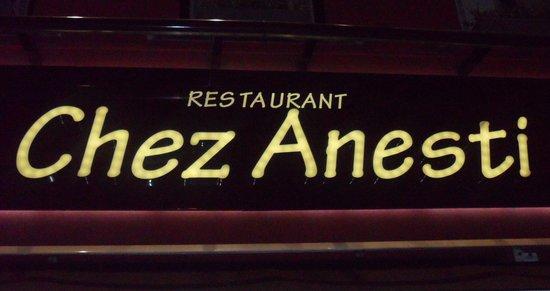 Chez  Anesti