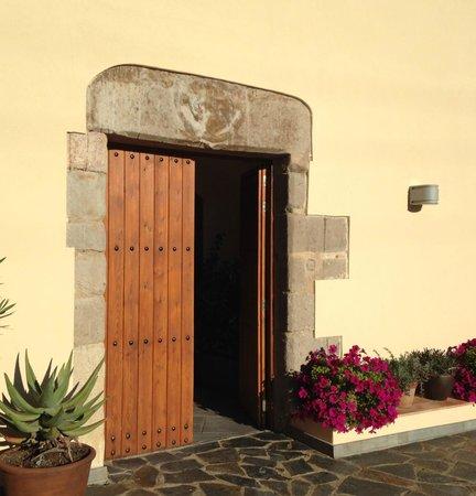 Boutique Hotel Can Pico : Door