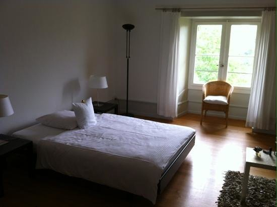 Schloss Ueberstorf : Chambre 10